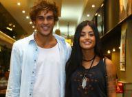 Felipe Roque mantém boa relação com filho de Aline Riscado: 'Adoro crianças'