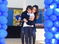 Carol Celico, ex de Kaká, festeja aniversário de 8 anos do filho, Luca. Fotos!