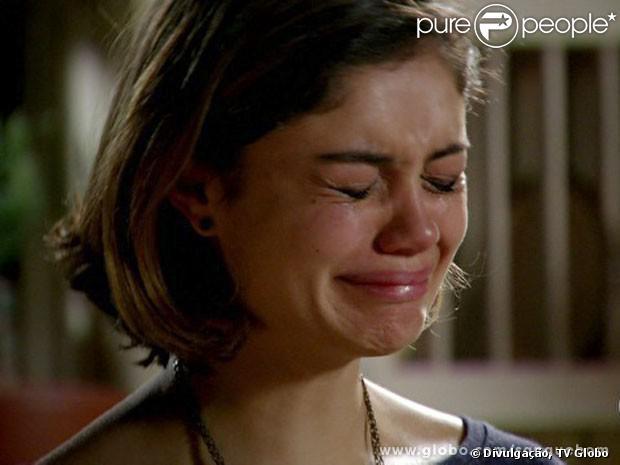 Amora (Sophie Charlotte) terá o desfecho mais inesperado de 'Sangue Bom', segundo Vincent Villari, em 31 de outubro de 2013