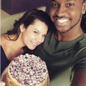 Sem Thiaguinho no aniversário, Fernanda Souza ganha declaração do marido: 'Vida'
