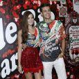 Camila Queiroz e Lucas Cattani terminaram o namoro depois de um pouco mais de três anos