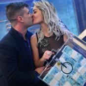 Laura Keller e Jorge Souza vencem o 'Power Couple': 'Vamos casar em Las Vegas'