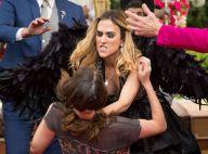 'Haja Coração': Fedora bate em Camila durante seu casamento com Leozinho. Fotos!