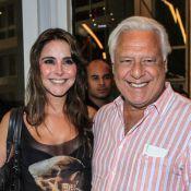 Sucesso em 'Velho Chico', Antonio Fagundes se irrita com assédio em restaurante