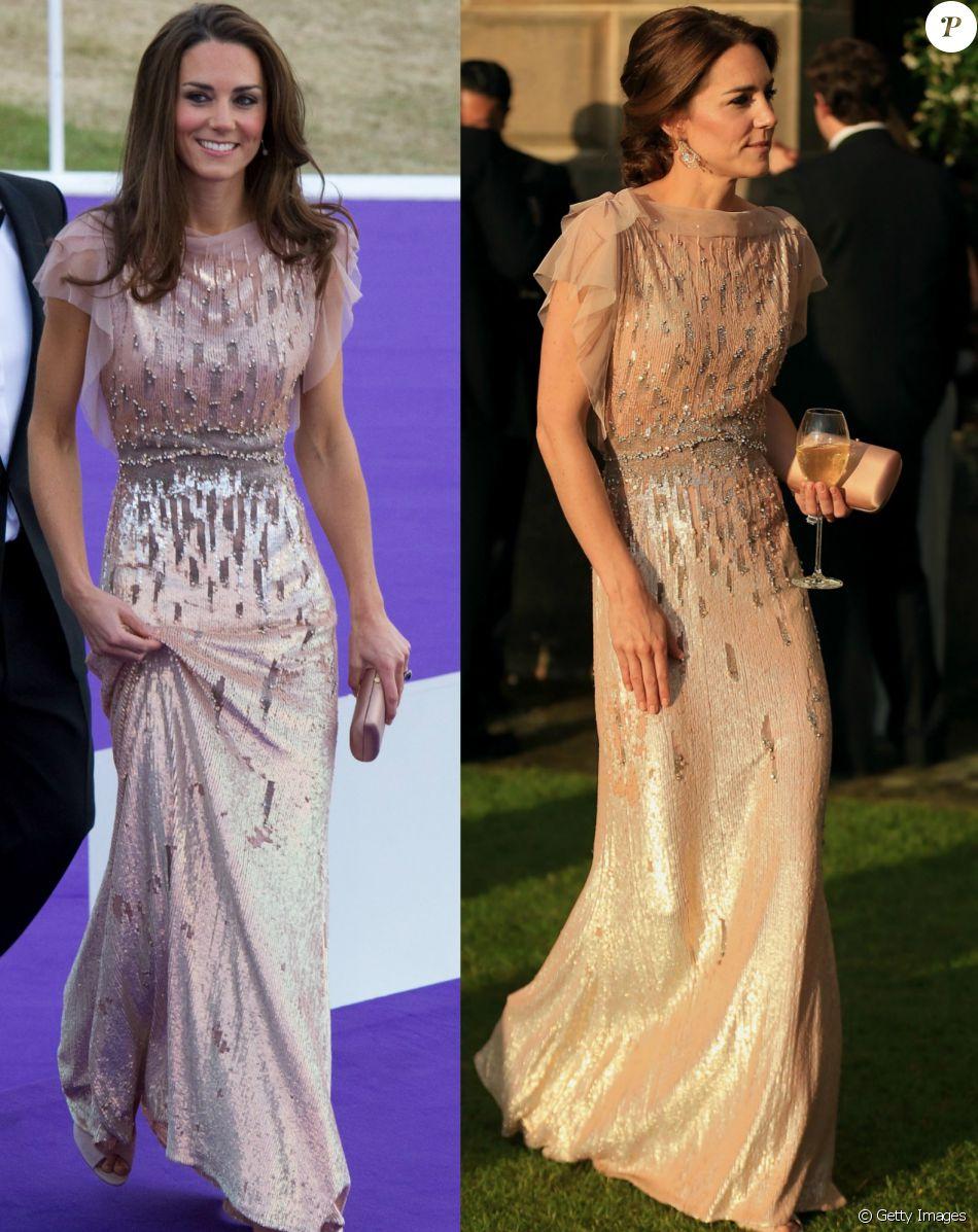 Kate Middleton Repete Vestido De R 15 Mil Usado Em 2011