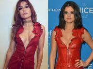 Sabrina Sato repete vestido Louis Vuitton usado por Selena Gomez. Veja fotos!