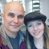 Namorada de Edson Celulari agradece apoio à luta contra o câncer: 'Confiantes'