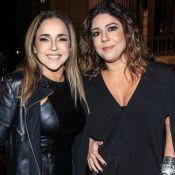 Daniela Mercury planeja gravidez com Malu Verçosa: 'Tenho vontade de engravidar'