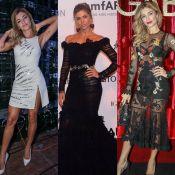 Grazi Massafera completa 34 anos cheia de estilo; veja looks poderosos da atriz