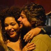Juliana Alves e Ernani Nunes namoram em noite do Rio de Janeiro. Veja fotos!