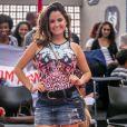 Amanda de Godoi interpreta a divertida Nanda na novela 'Malhação - Seu Lugar no Mundo'