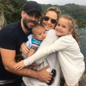 Fernanda Rodrigues admite cansaço ao cuidar dos dois filhos: 'Às vezes eu choro'