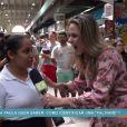 Ana Paula Renault foi repórter do 'Vídeo Show', mas Boninho negou que ela seja transferida para a bancada do programa