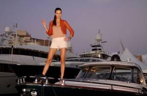 Adriana Lima, 3ª modelo mais bem paga do mundo, comprou iate de R$2,2 milhões