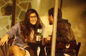Giulia Costa é vista com amigo em meio a rumores de separação de Brenno Leone