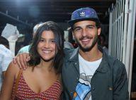 Namoro de Giulia Costa e Brenno Leone, colegas em 'Malhação', chega ao fim