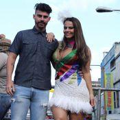 Radamés sobre relacionamento com Viviane Araujo: 'Sucesso do casamento é ceder'
