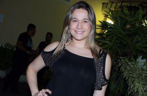 Fernanda Gentil, separada há 3 meses, não descarta viver novo amor: 'Bem-vindo'