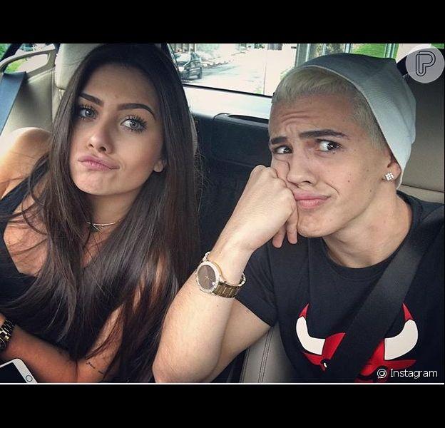 Flávia Pavanelli, ex-namorada de Biel, avalia polêmicas sobre o cantor em entrevista nesta terça-feira, dia 28 de junho de 2016