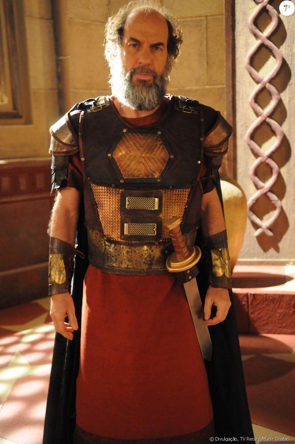 Kamir (Roberto Bomtempo) é o irmão do rei Durgal (Roberto Frota). Ambicioso, é capaz de tudo para ocupar o seu lugar, na novela 'A Terra Prometida'