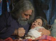 Zípora morre em 'Os Dez Mandamentos' e emociona a web: 'Capítulo mais triste'