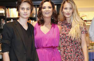 Luiza Brunet acusa ex-namorado, Lírio Parisotto, de agressão: 'Perdi o medo!'