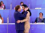 Silvio Santos brinca sobre flerte com Helen Ganzarolli: 'Casado não é capado'