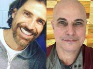 Edson Celulari conversou com Reynaldo Gianecchini após descobrir câncer: 'Apoio'