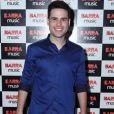 Luiz Bacci foi assistir ao show de Ivete Sangalo no Barra Music, Rio de Janeiro, nesta sexta-feira, 01 de julho de 2016