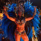 Carnaval 2017: Gracyanne Barbosa será coroada rainha de bateria da Portela