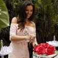 Mariana Rios completa 31 anos nesta segunda-feira, 4 de julho de 2016