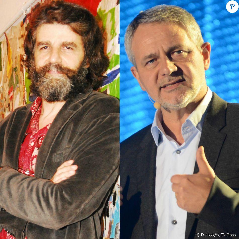 Luiz Fernando Carvalho e Carlos Henrique Schroder discutiram em reunião por conta da baixa audiência da novela 'Velho Chico', diz o colunista Leo Dias, do jornal 'O Dia', nesta segunda-feira, 4 de julho de 2016