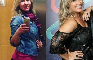 Andréia Sorvetão aparece 7 kg mais magra após dieta: 'Perder mais 4 kg'