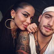 Anitta encontra cantor Maluma após rumores de affair: 'Gravando nosso clipe'