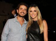 Rafa Brites explica nome de seu filho com Felipe Andreoli, Rocco: 'Italiano'