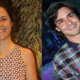 Com a atriz Tereza Seiblitz, André Gonçalves tem uma filha: Manoela
