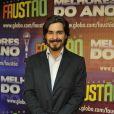 André Gonçalves participou do 'Premio Melhores do Ano', no programa do Faustão, em 2012