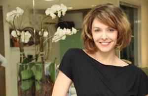 Bianca Rinaldi radicaliza e corta cabelo chanel para personagem de 'Em Família'