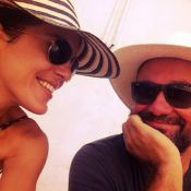 Mariana Gross volta de férias após casamento: 'A gente se encontra no RJTV!'