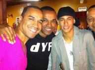 Confirmado! Neymar agora é sócio da banda Só Pra Contrariar: 'Família cresceu'