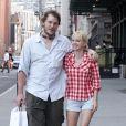 Anna Faris conheceu seu segundo marido, o ator Chris Pratt, no set de filmagem do longa-metragem 'Take Me Home Tonight'