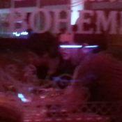 Fiuk e Sophia Abrahão jantam e namoram no restaurante Paris 6, no Rio de Janeiro