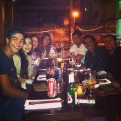 Paula Morais janta com família de Ronaldo; filho do jogador leva namorada