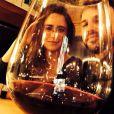 Fernanda e Cássio jantaram em Berlim