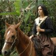 Ana Paula Arósio não vai participar da divulgação do filme 'Anita e Garibaldi', divulgou o jornal 'Folha de S. Paulo' desta sexta-feira (29 de novembro de 2013)
