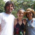 Ana Paula Arósio e Henrique Pinheiro em uma foto de maio de 2011