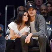Mila Kunis está grávida de Ashton Kutcher e evita exibir barriguinha, diz site