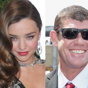Recém-separada de Orlando Bloom, Miranda Kerr está namorando magnata australiano