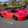 Porsche que Paul Walker estava no momento do acidente fatal