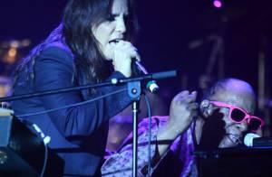 Ivete Sangalo fala sobre cantar com Stevie Wonder: 'Sonho da vida realizado'
